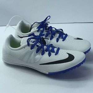 Nike Womens Zoom Rival S Running Shoes Track